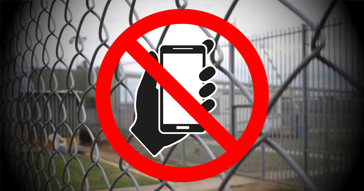 The Mobile Phone Ban bill in immigration detention centres