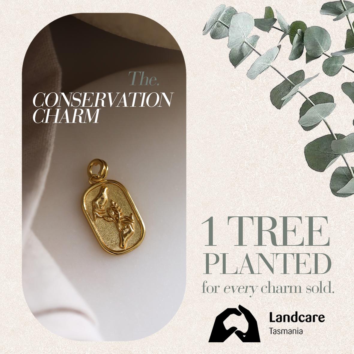 Francesca Landcare charm