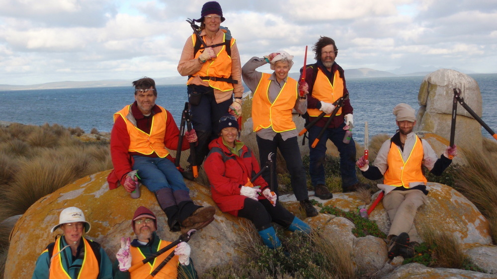 friends of maatsuyker island