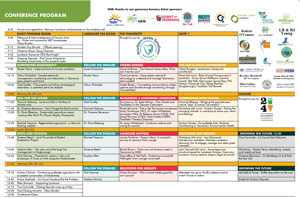 Download Conference Program