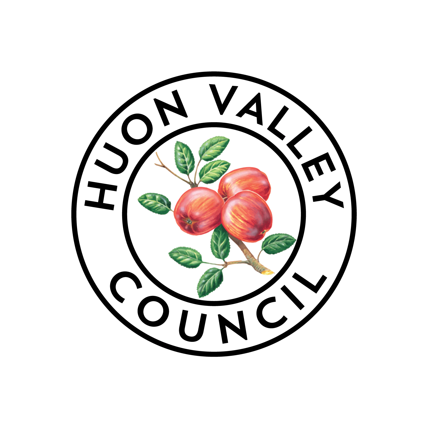 huon valley council logo
