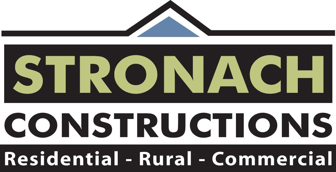 stronach constructions logo