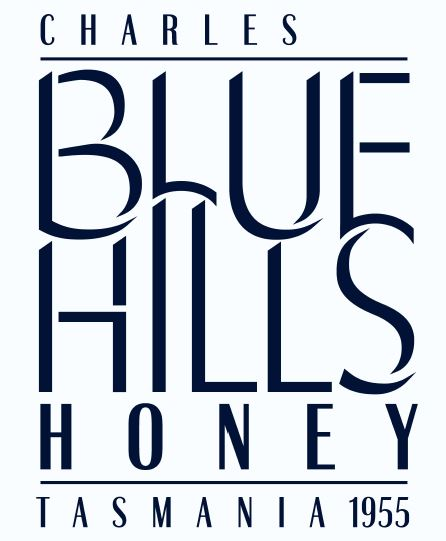 bluehills honey logo