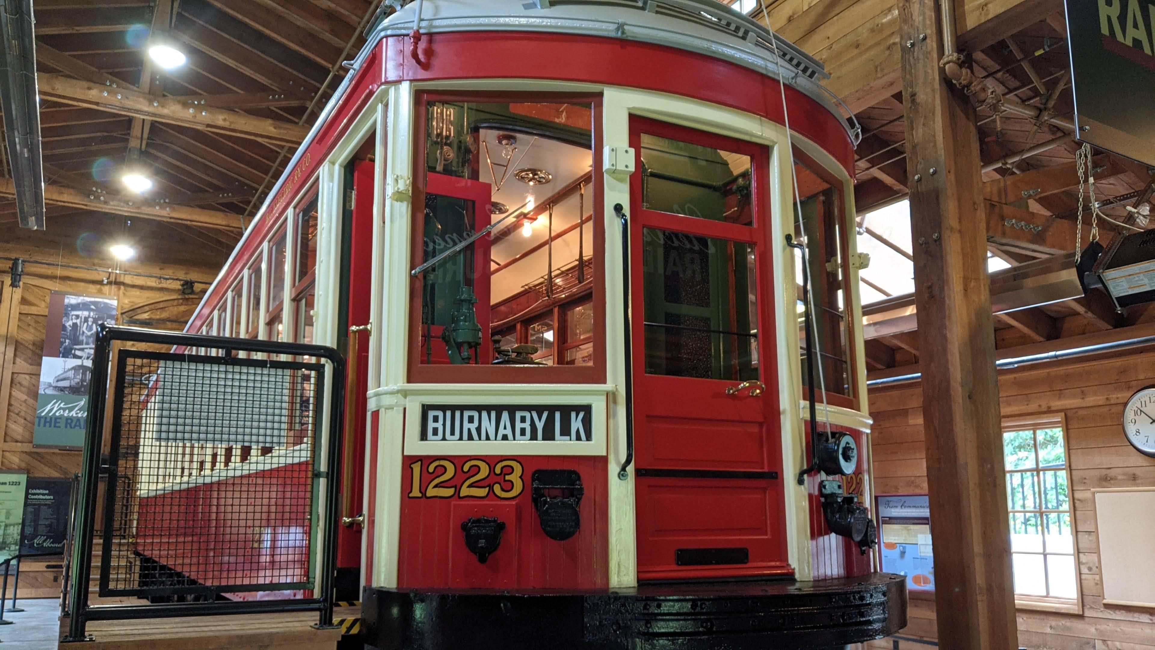 Burnaby Tram