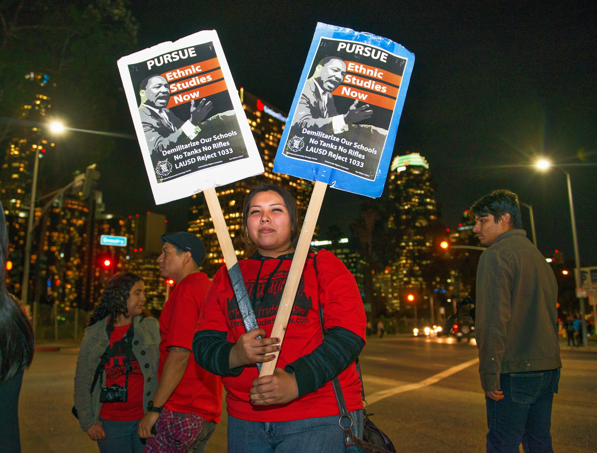 credit_Revo_Grafia_-_rally_-_night_-_outside_Beaudry_-_with_Pursue_Ethnic_Studies_Now_sign_-_ESNC.jpg
