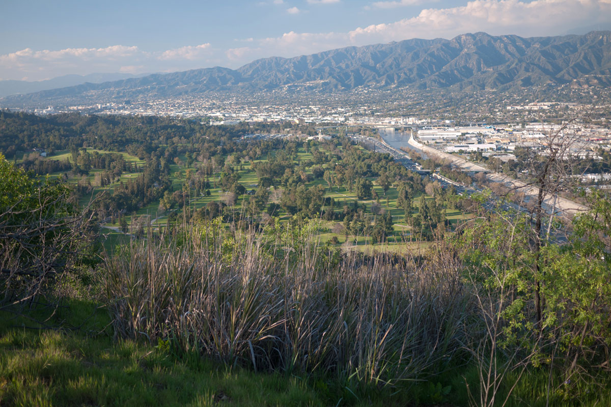 1 in 4 Californians live within an hour drive of the LA River.