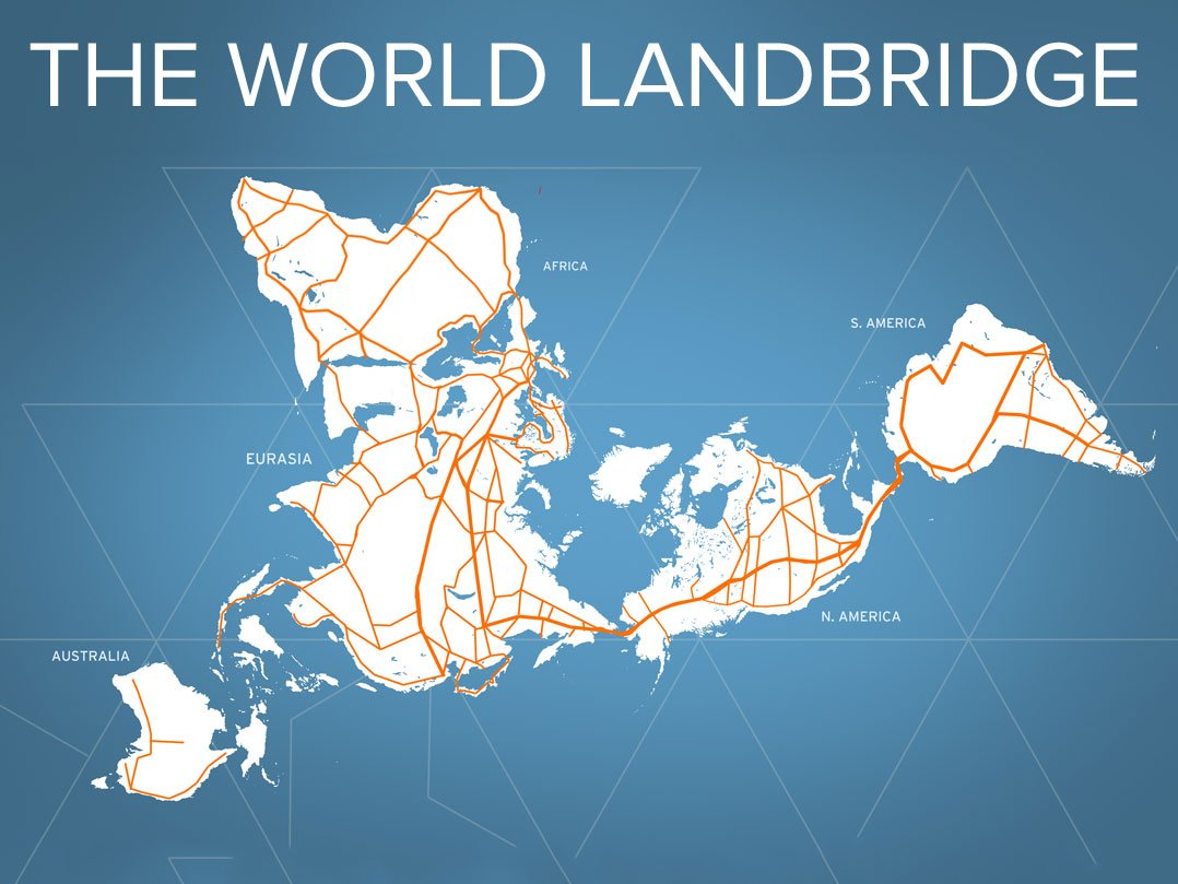 Image result for Chinese owned Landbridge's global expansion