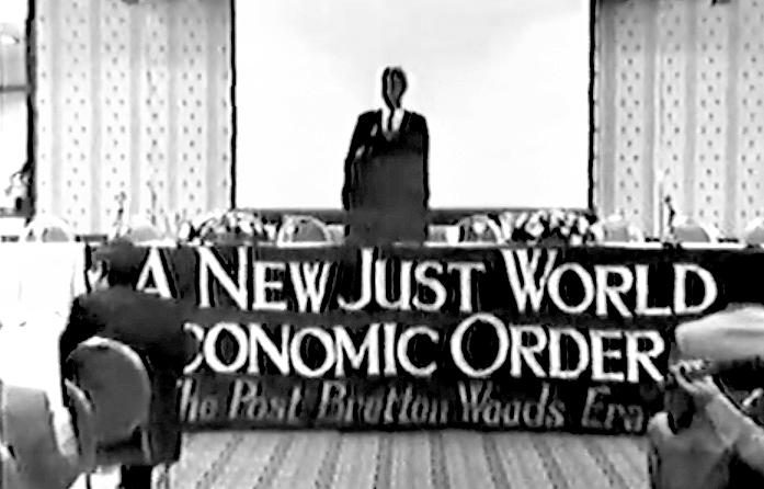 LaRouche's 40-Year Record: A New International Economic