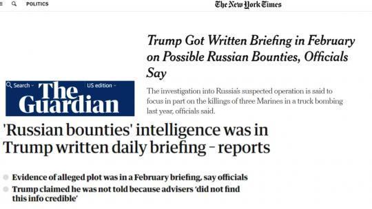 RUSSIAN BOUNTIES!!! OMG!