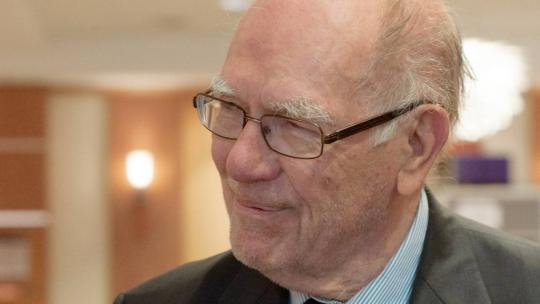 "Lyndon LaRouche at a Schiller Institute Conference, ""Creating a Common Future for Mankind and a Renaissance for Classical Culture."" June 25, 2016 Berlin, Germany (EIRNS)"