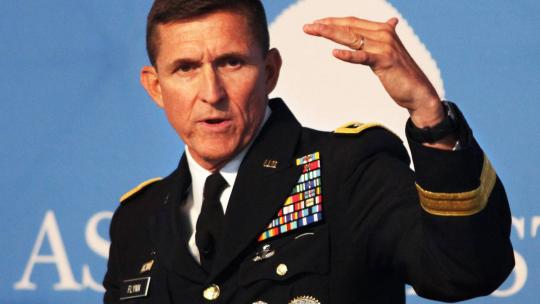 General Michael Flynn (DoD Photo)