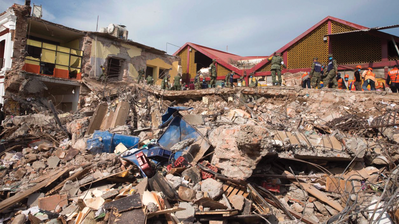 Mexico Natural Disaster