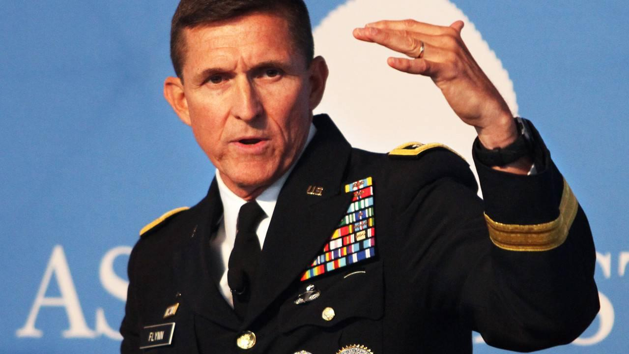 General Michael Flynn (DoD Photo)