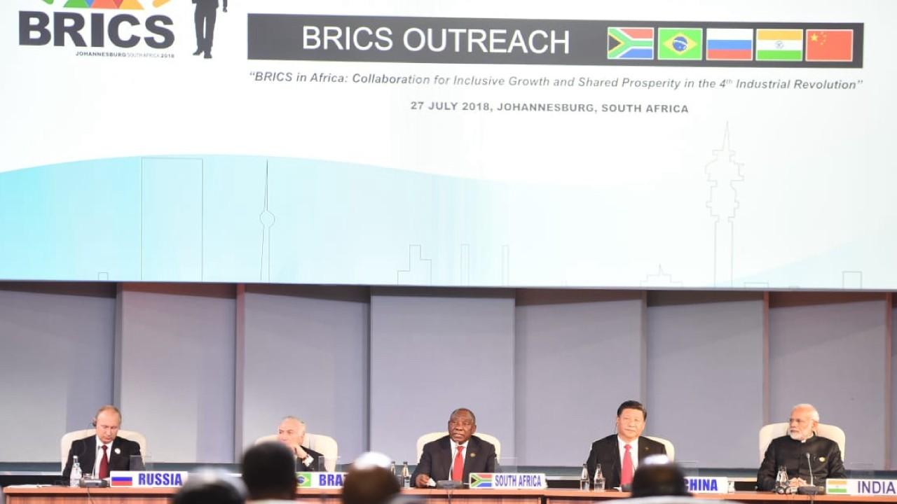 BRICS 2018 in South Africa. July 27. 2018 (photo DIRCO ZA / Flickr)