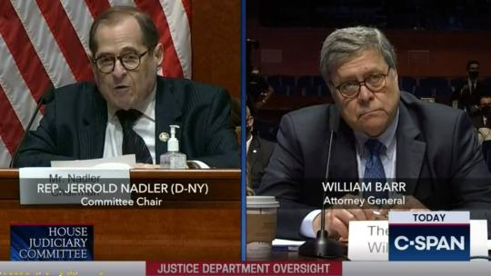 CSPAN.org Screengrab https://www.c-span.org/video/?473384-1/attorney-general-barr-testifies-justice-department-mission-programs