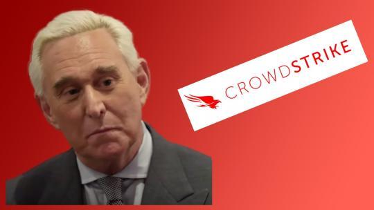 Roger Stone vs Crowdstrike