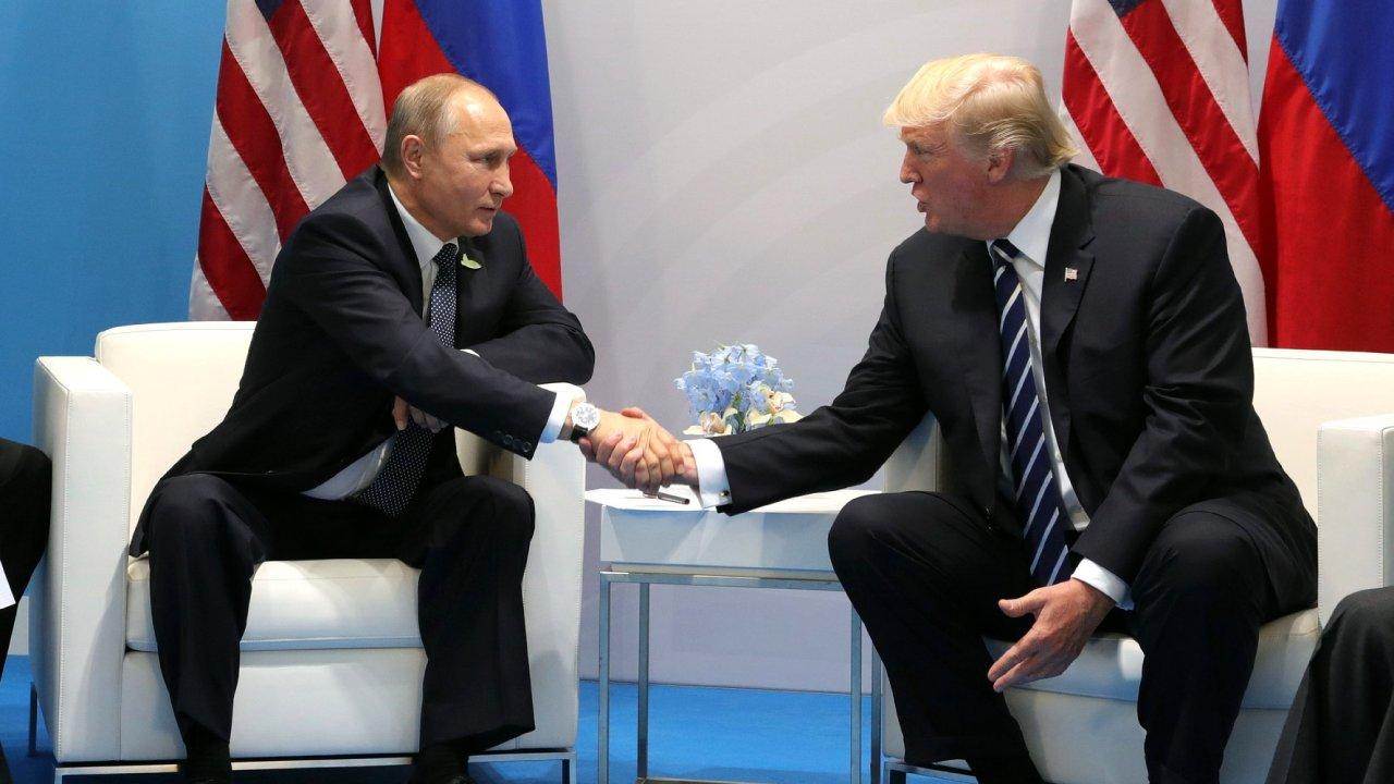 Almost a year ago today, Presidents Trump and Putin had their last face to face meeting at the Group of Twenty Summit in Hamburg, Germany. July 7 − 8, 2017 [en.kremlin.ru]