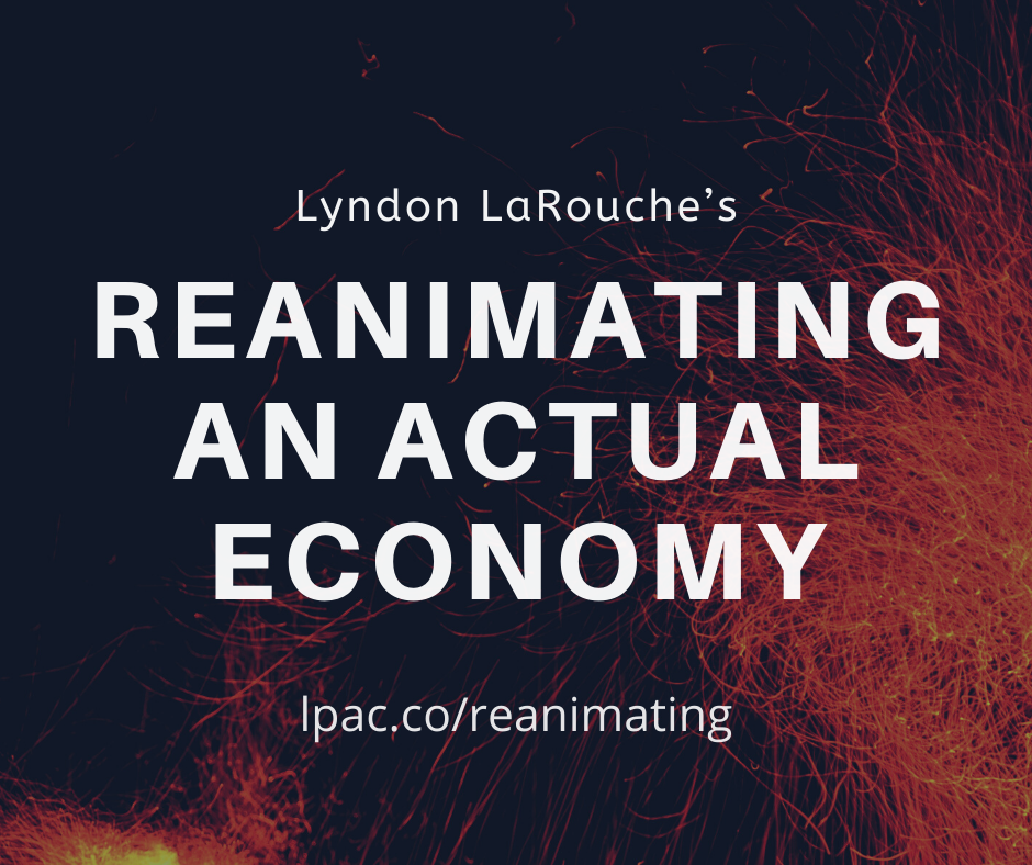 Reanimating an Actual Economy