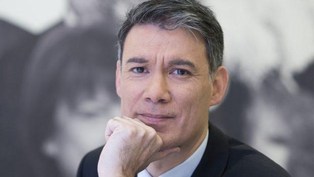 Portrait Olivier Faure