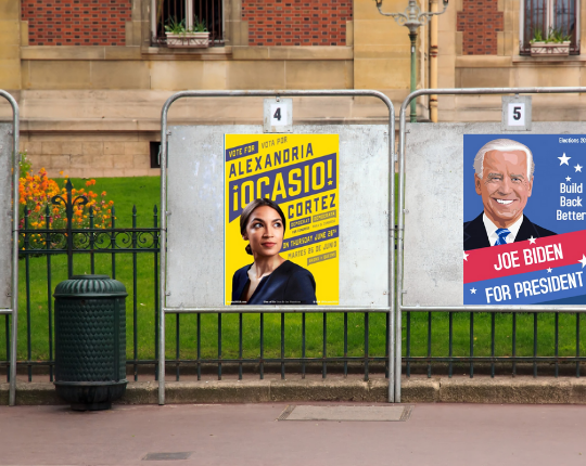Elections hors normes