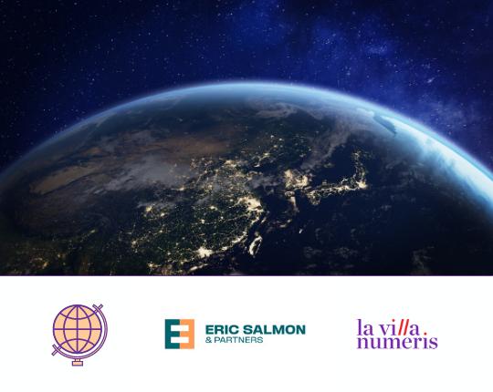 Digital Mappemonde, annonce d'un partenariat avec Eric Salmon & Partners