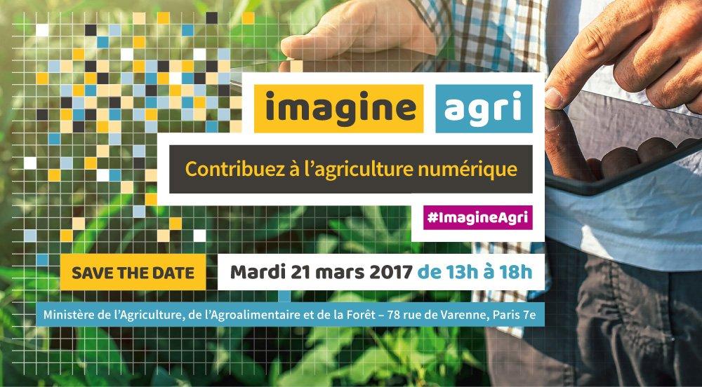 Travaux pour la création d'un portail de données agricoles