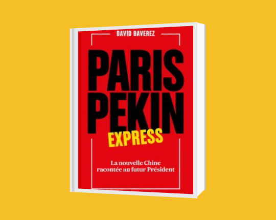 🔐 Paris-Pékin Express, David Baverez