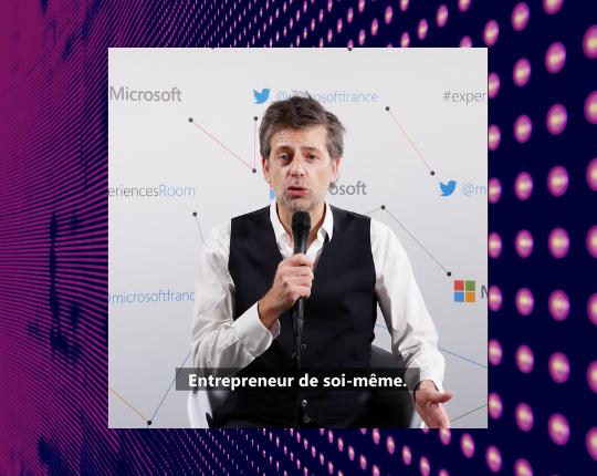 #ExperiencesRoom @Microsoft