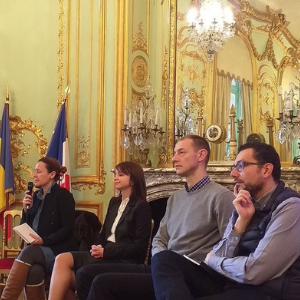 La Roumanie à Paris