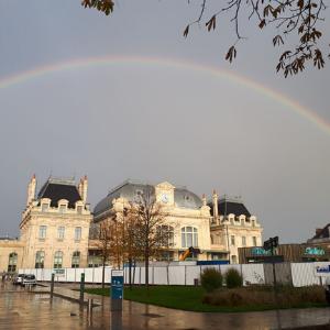 Ouverture de La Station de Saint-Omer