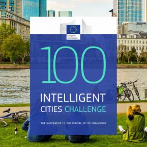 Notre candidature retenue par l'Intelligent City Challenge