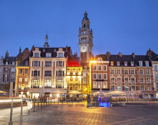 One day digital trip à Lille