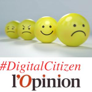 #DigitalCitizen @L'Opinion Open data