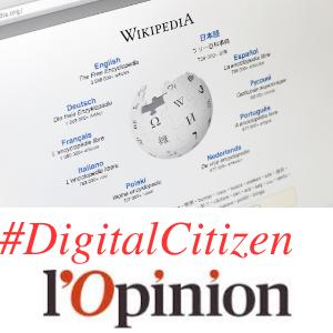#DigitalCitizen @L'Opinion Encyclopédie