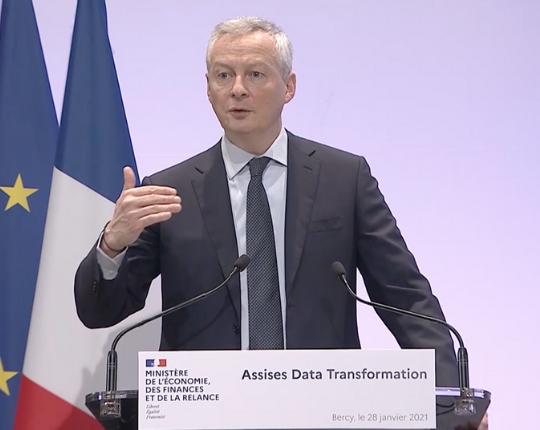 #AssisesData Transformation, une journée à Bercy
