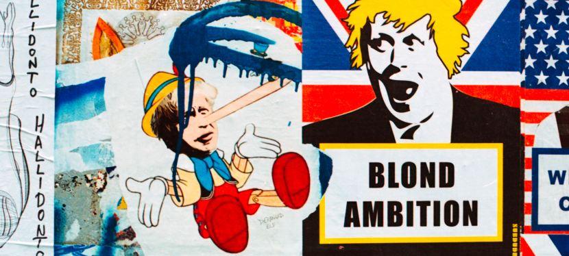 Boris Johnson is no longer a joke; and his attitude to Saudi Arabia is no different