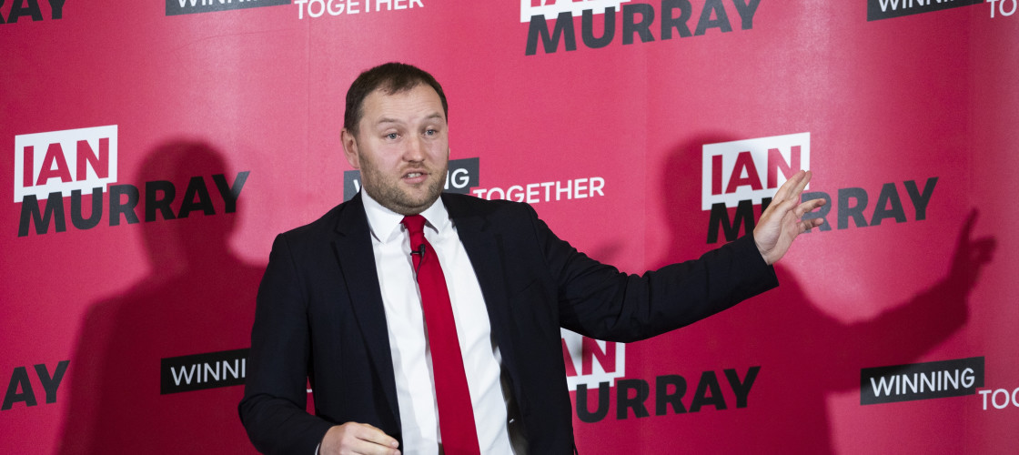 Ian Murray MP