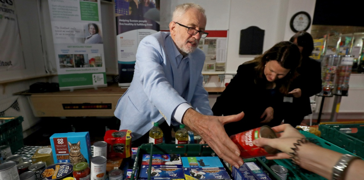 Queues at foodbanks and hungry children: why we need a 'Right to Food'