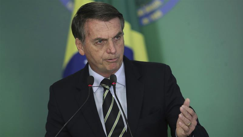 LCHR on Brazil: Bolsonaro poses a grave threat to human rights