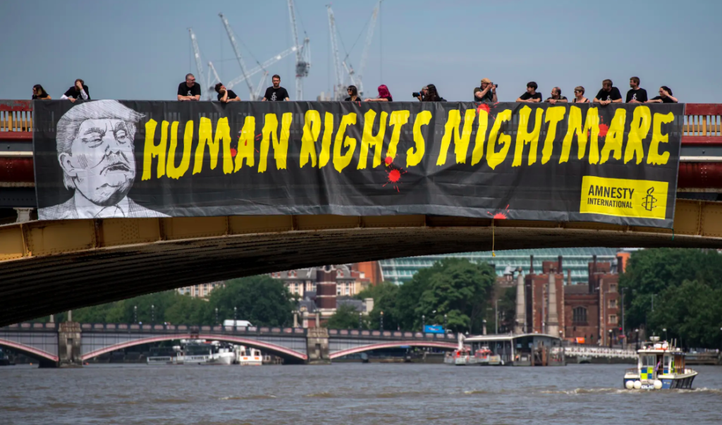 Britain's long tradition of respect for human rights is under threat