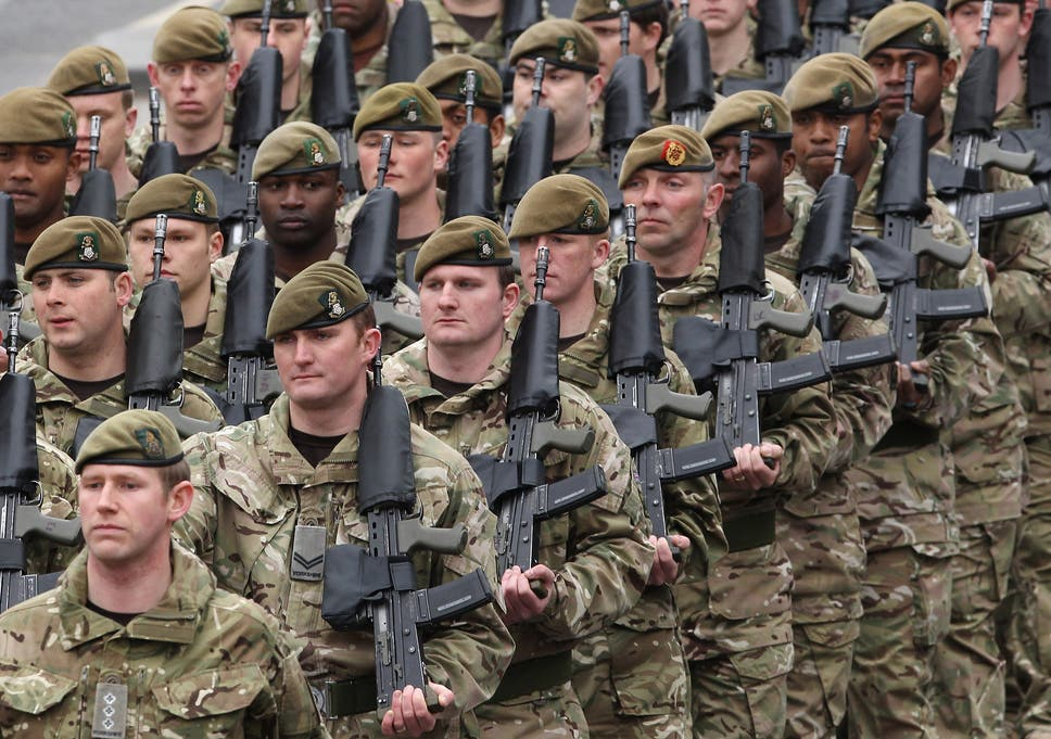 The European Convention on Human Rights and the British Army