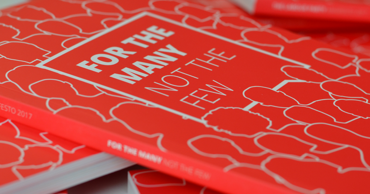 Labour's manifesto 2017 – a human rights scorecard