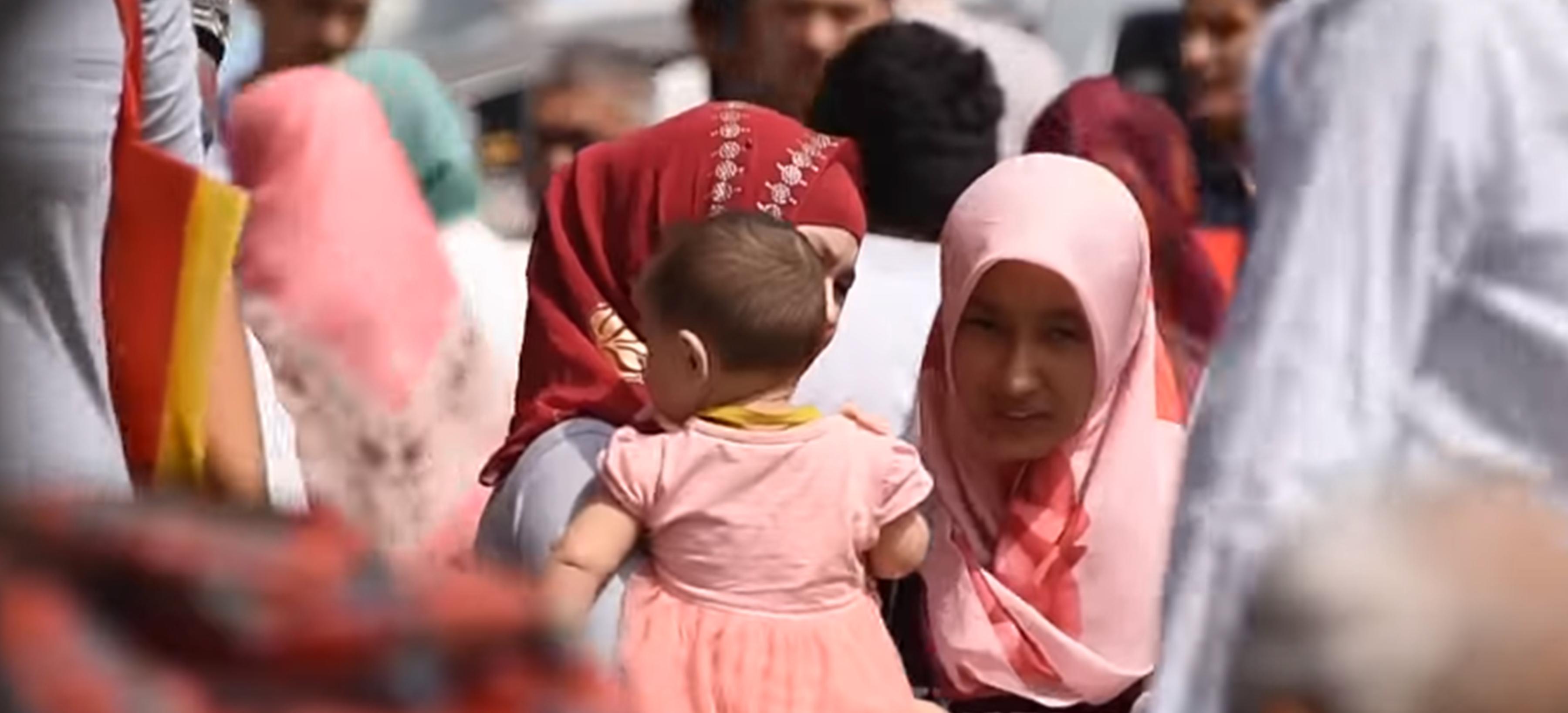 Persecution of Uyghur Muslims in Xinjiang