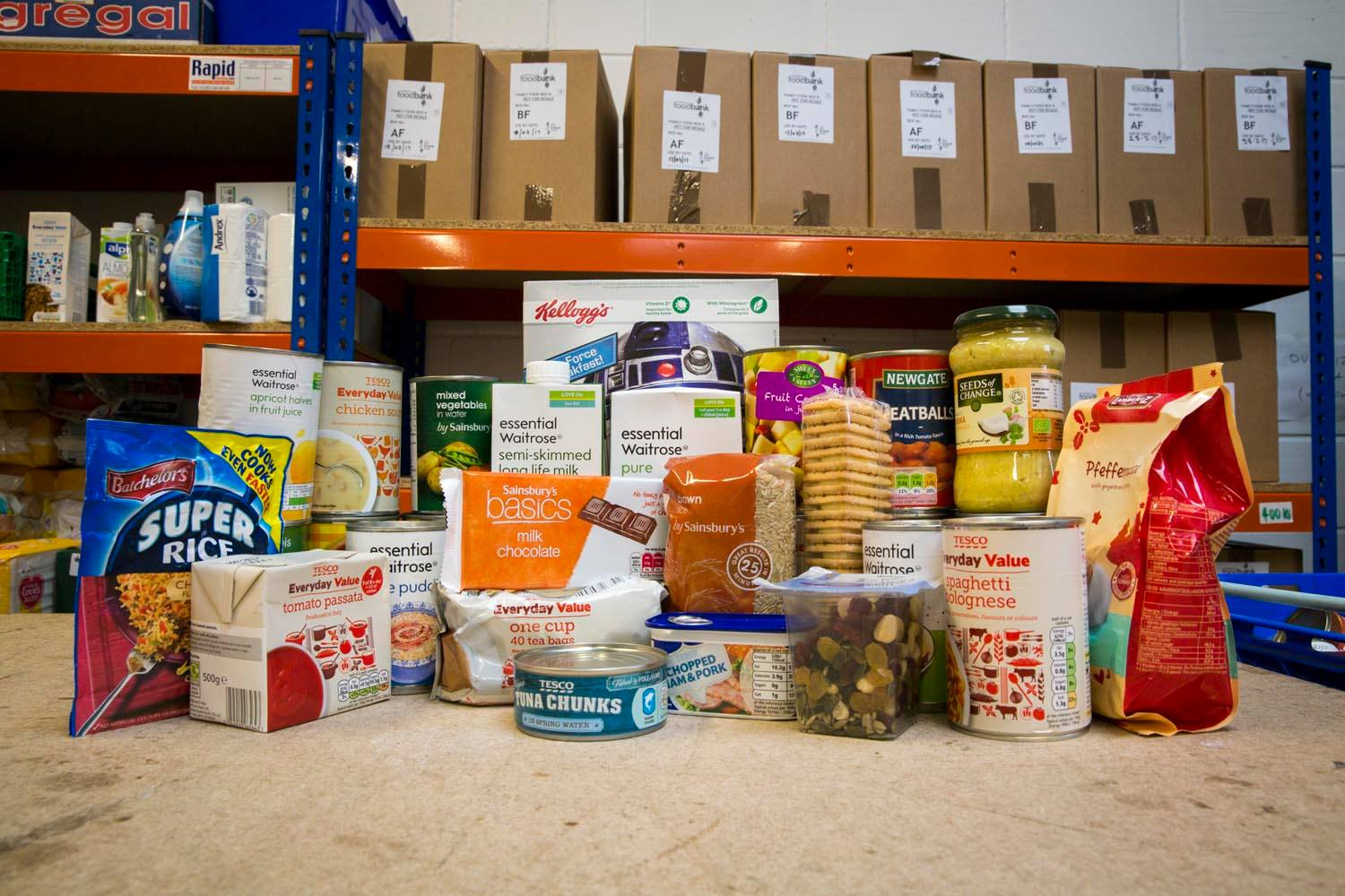 The Right to Food: Addressing Hunger in Modern Britain Head-On
