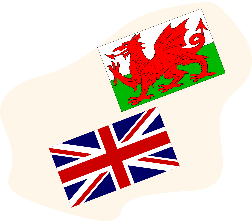 Wales in the UK