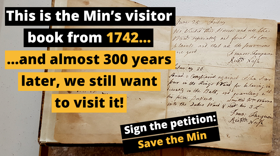 Save The Min Petition
