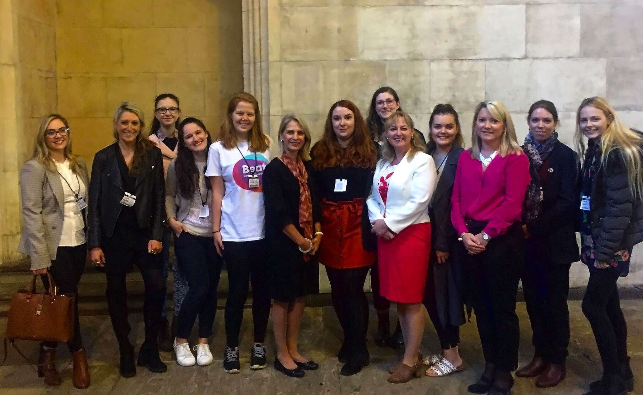 Wera_and_eating_disorder_campaigners_in_Parliament.jpg