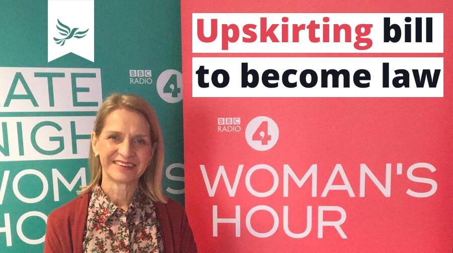 Women's Hour Upskirting Interview