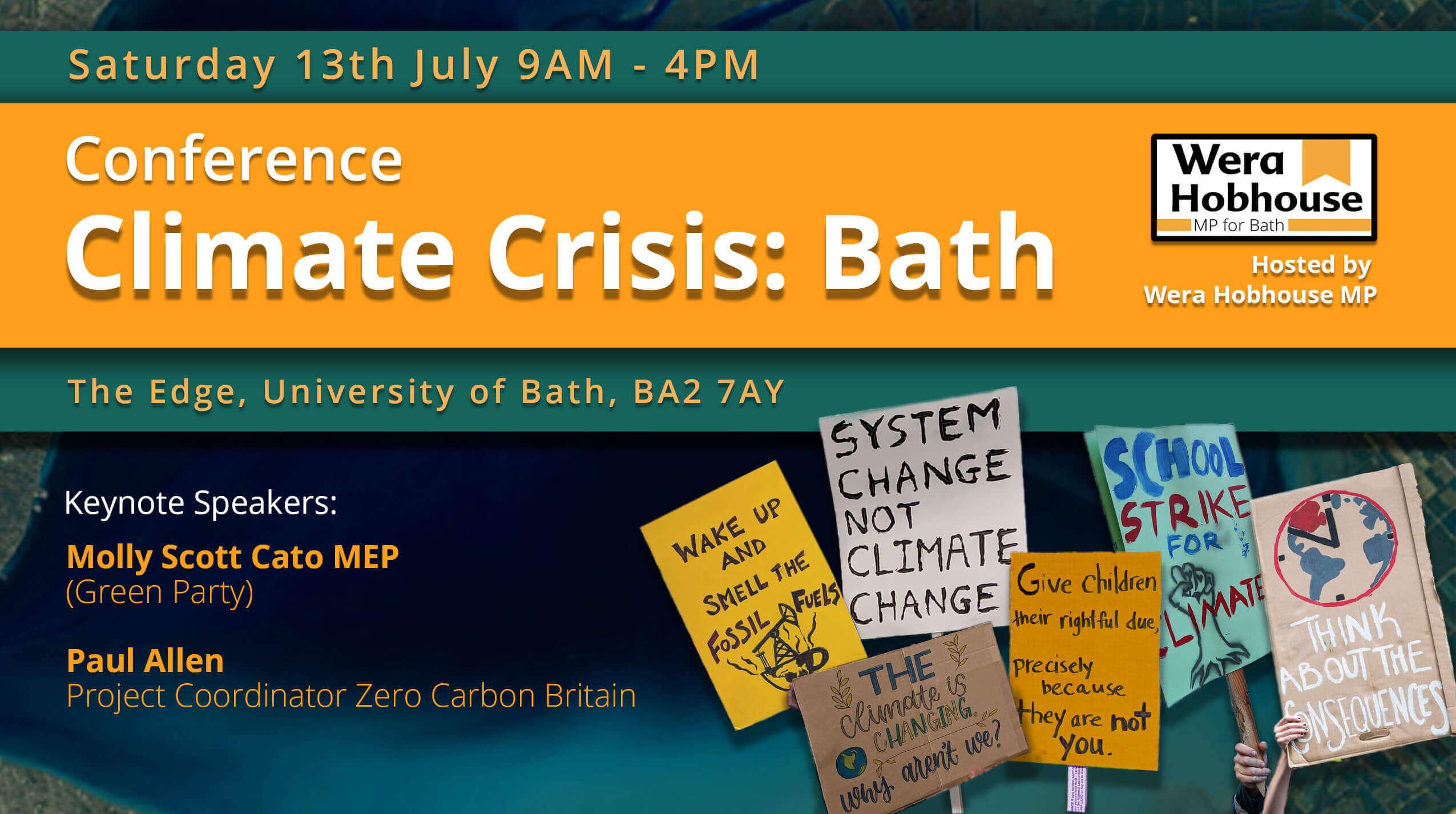 Climate Crisis: Bath