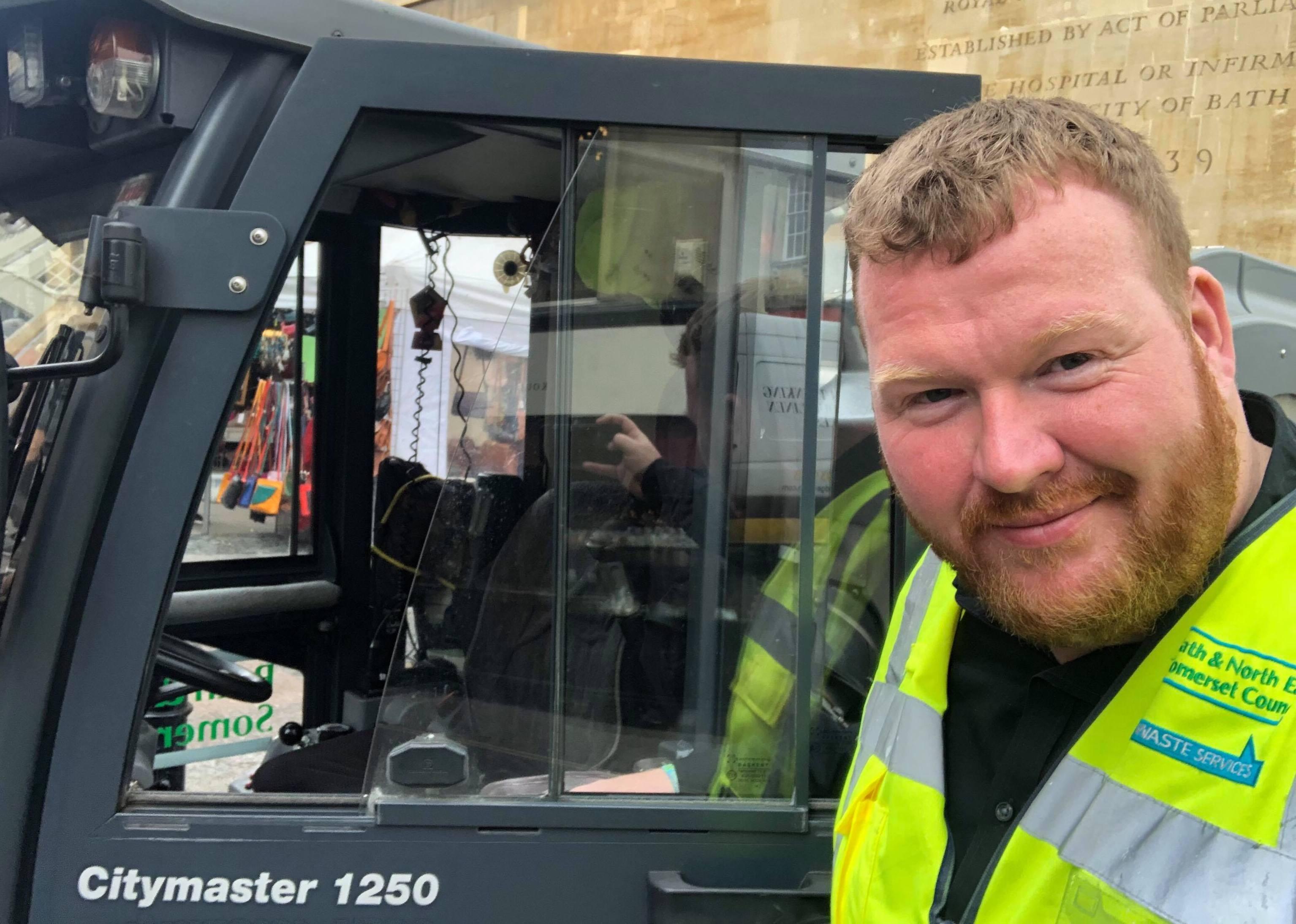 Lib Dems launch Bath summer clean-up drive
